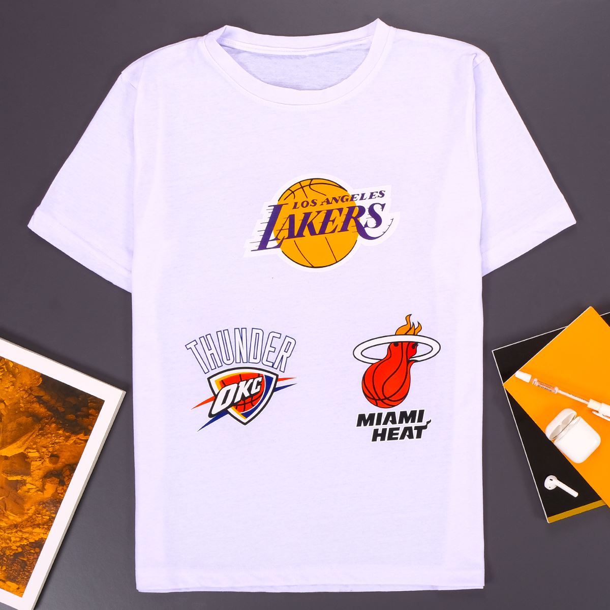 Lakers T-Shirt TSH089