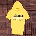 Legends Sarı T-Shirt TSH010-B-13